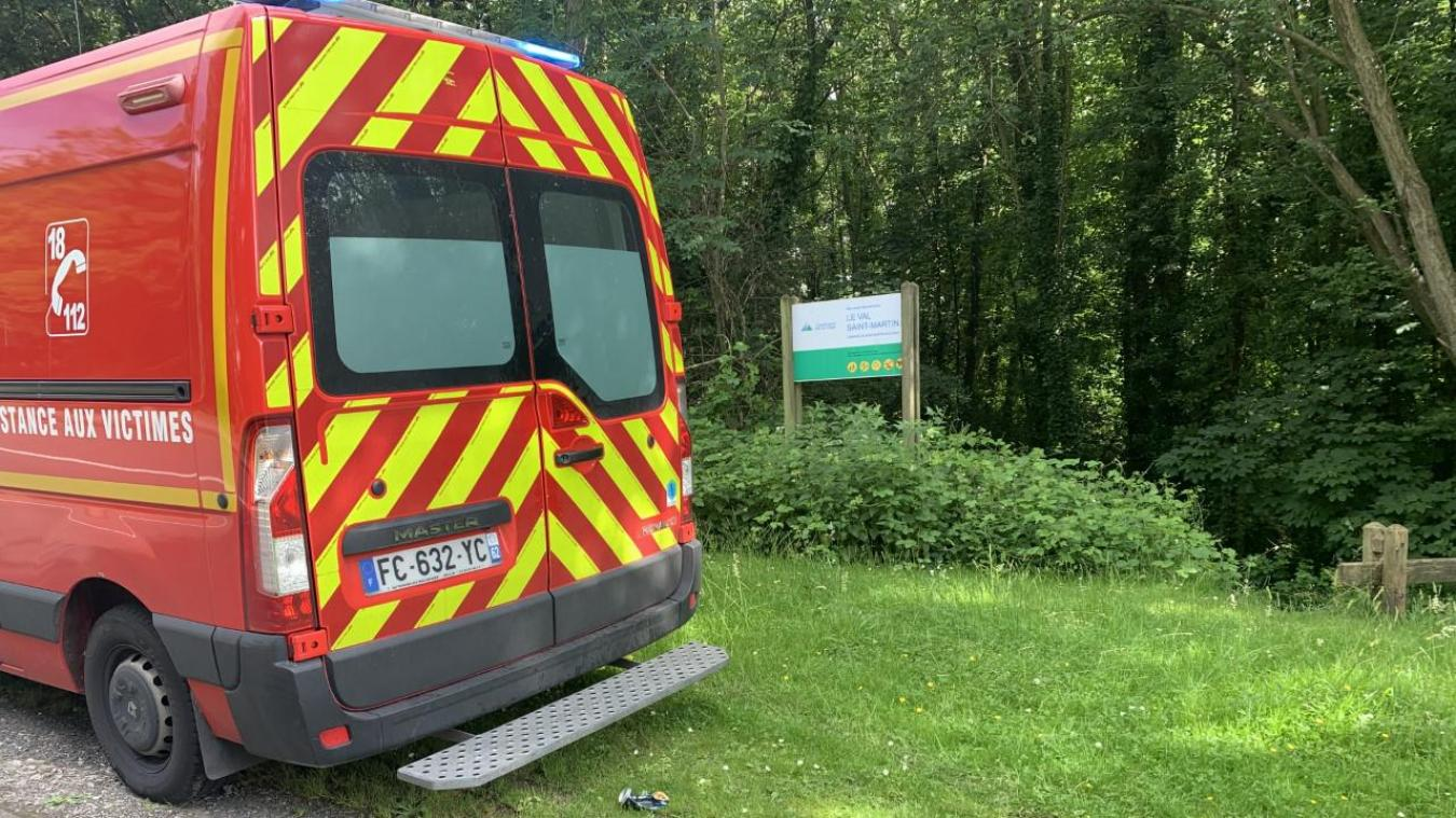 L'homme a été retrouvé pendu à un arbre dans le Val Saint-Martin.