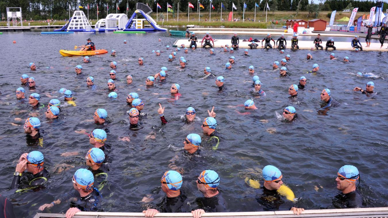2 350 athlètes sont attendus au PAarc de Rives de l'Aa tout le week-end pour le Chtriman