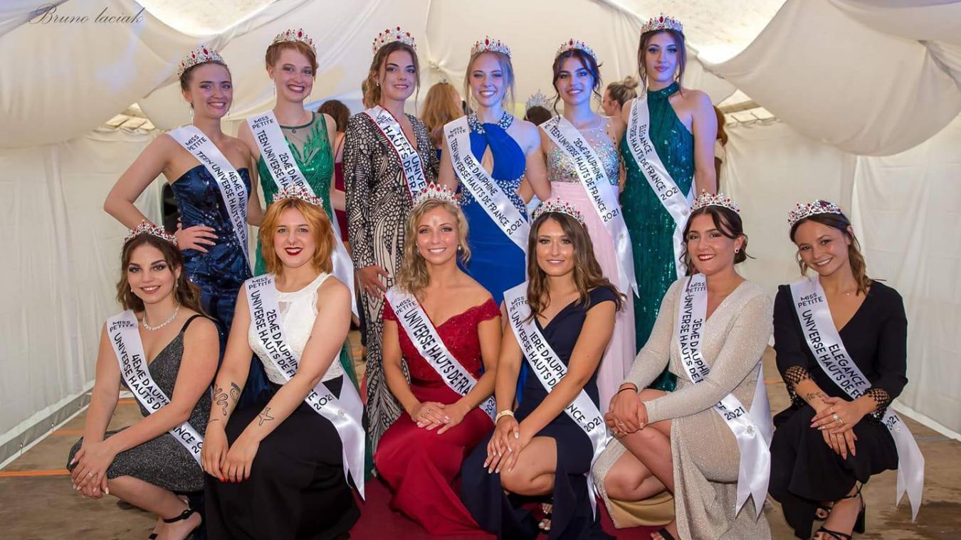 Le concours Miss Petite Universe Hauts de France s'est tenu à Bellebrune.