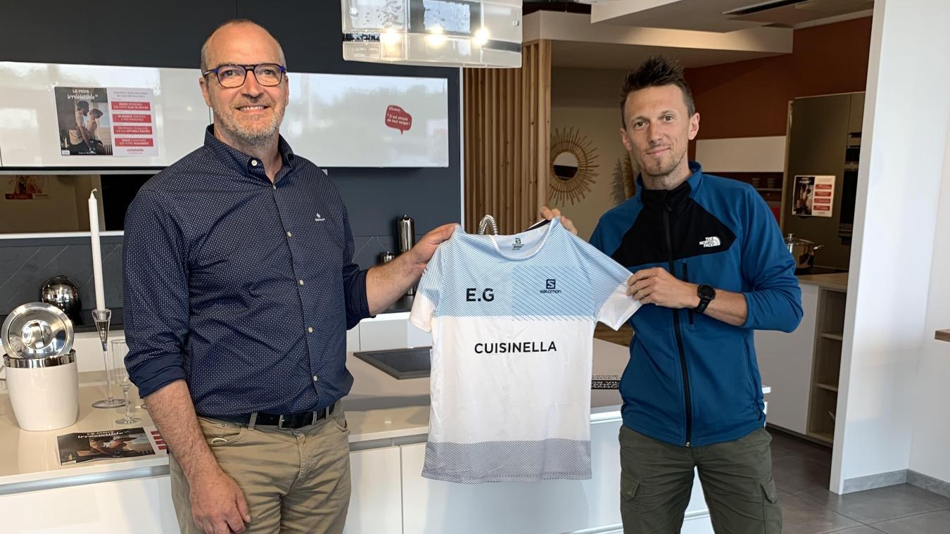 Jean-Luc Marienne, le patron de Gaël Evrard, a décidé de soutenir son responsable de l'équipe des poseurs de Cuisinella.