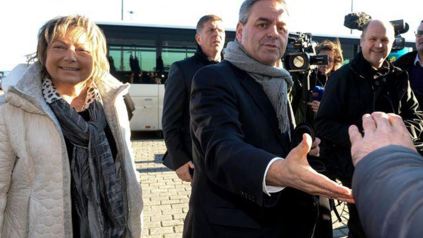 À la Région, Natacha Bouchart, maire de Calais, va s'occuper des solidarités