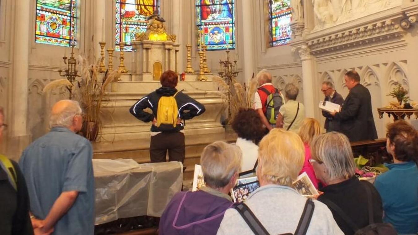 Deux visites sont proposées durant les mardis du patrimoine à Watten.