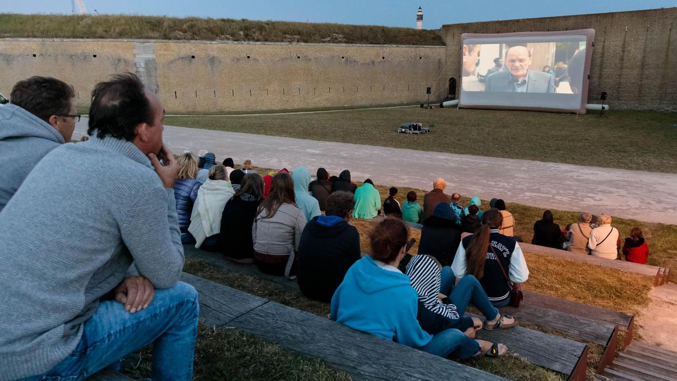 Des séances de cinéma de plein air à Calais et Marck cette semaine