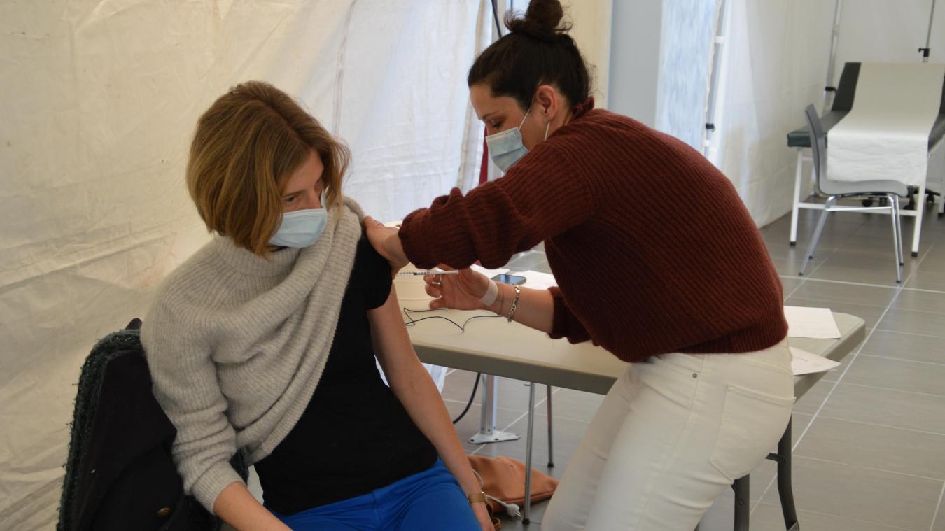 Les centres de vaccination de Lestrem et Laventie sont ouverts depuis le 19 janvier.