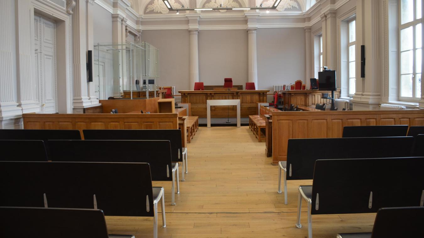 Au tribunal, le prévenu a été condamné à trois mois de prison.