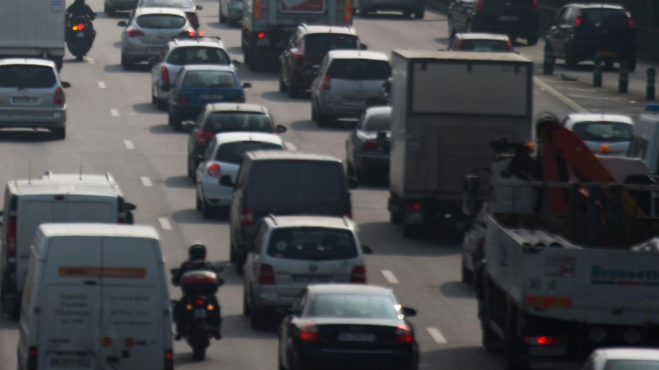 L'homme a été flashé à 114km/h sur l'autoroute A21.