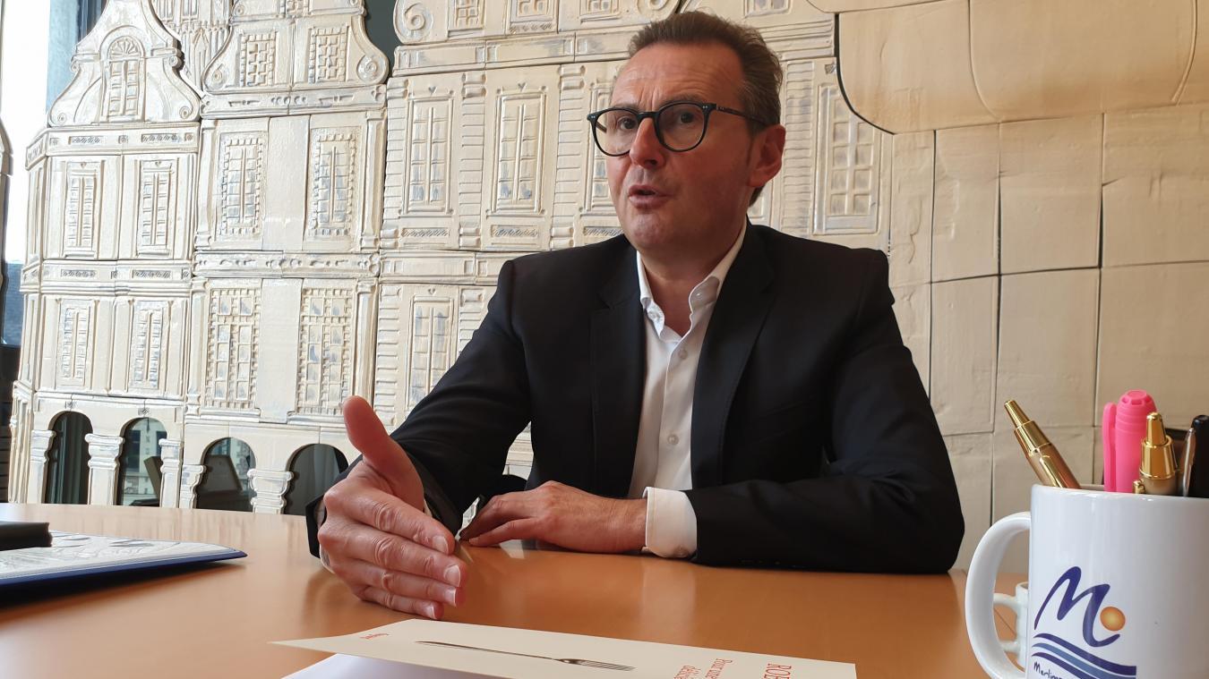 Élections : le maire d'Arras Frédéric Leturque favorable au vote électronique pour lutter contre l'abstention