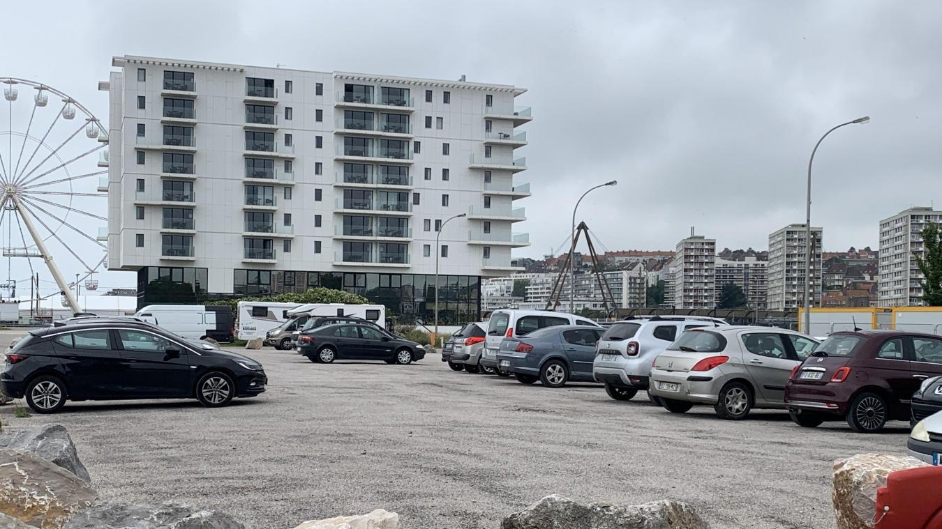 Trois immeubles vont bientôt être construits près de la résidence Evancy.