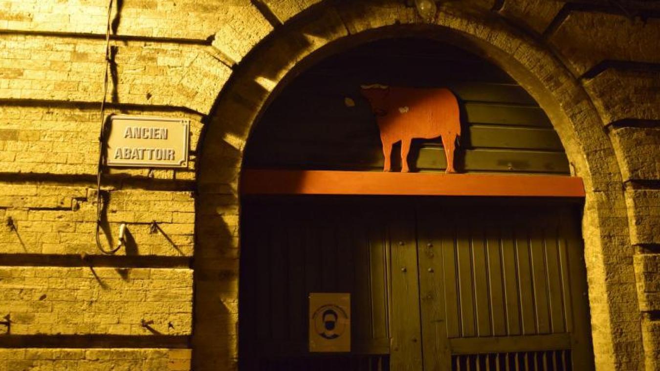 Une activité commerciale devrait s'installer dans l'ancien abattoir, sous-utilisé depuis longtemps.
