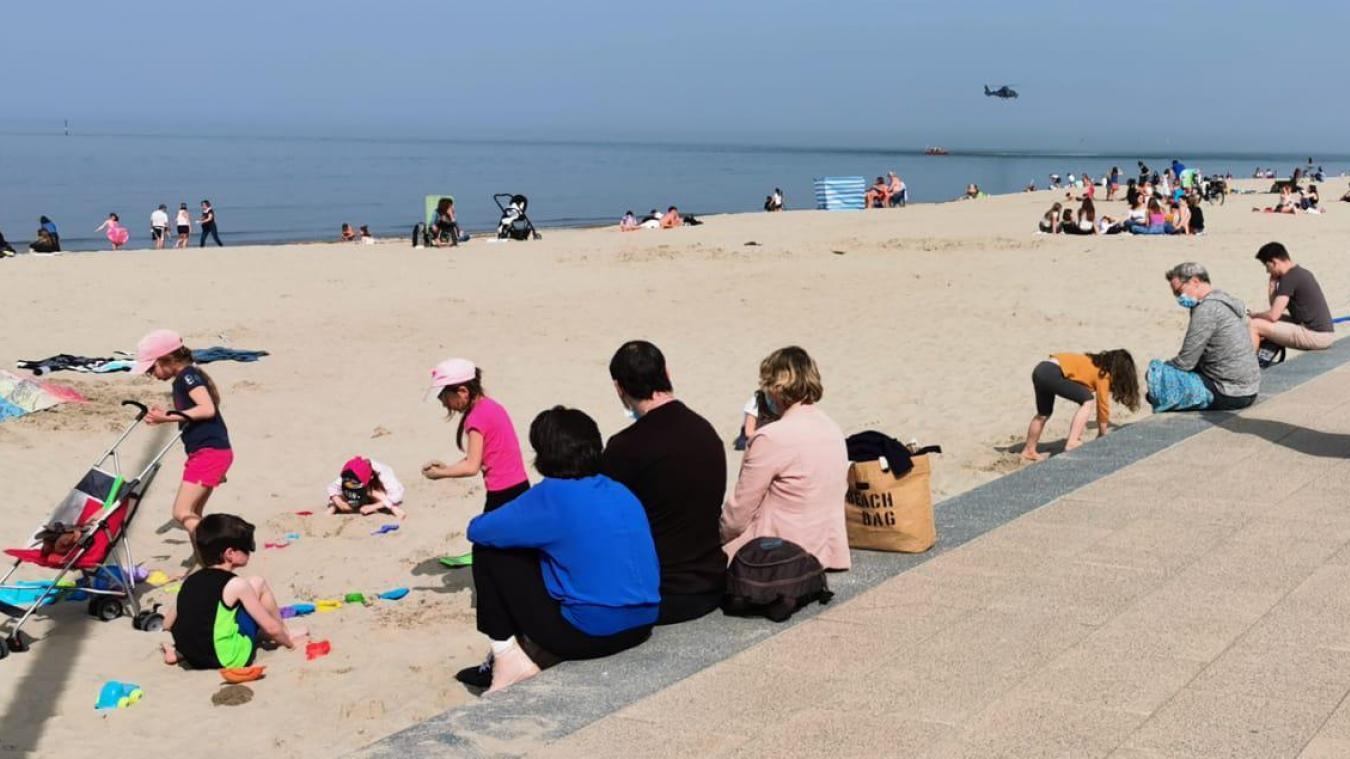 Dunkerque : l'opération bracelets plage fait son grand retour