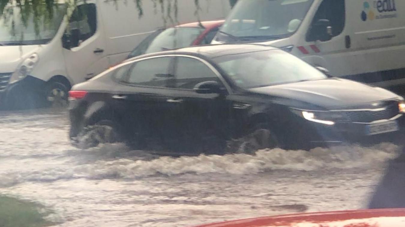 Dans certaines rues et certains foyers de Coudekerque-Branche, des inondations se sont répétées ces derniers jours.