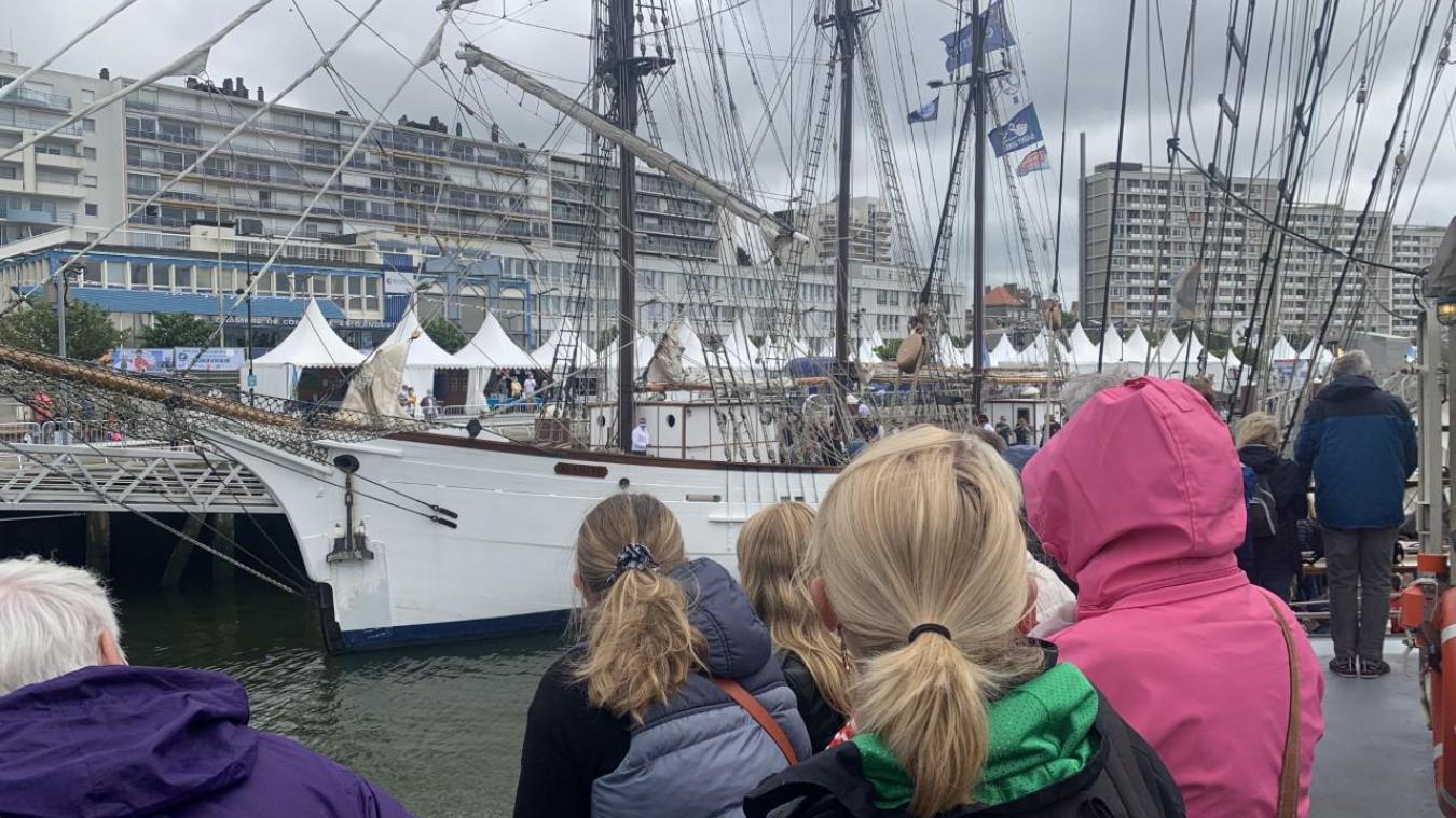 Boulogne: une mini-croisière sur un bateau prestigieux, ça vous dit (vidéo)