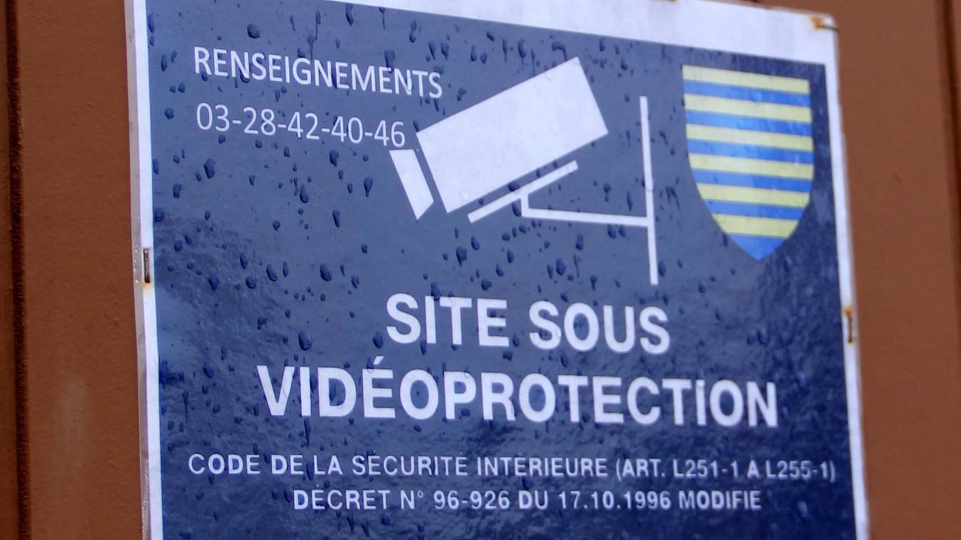 Beaucoup de communes sont déjà dotées de la vidéoprotection, ce qui permet d'aider les forces de l'ordre dans leurs enqûetes.
