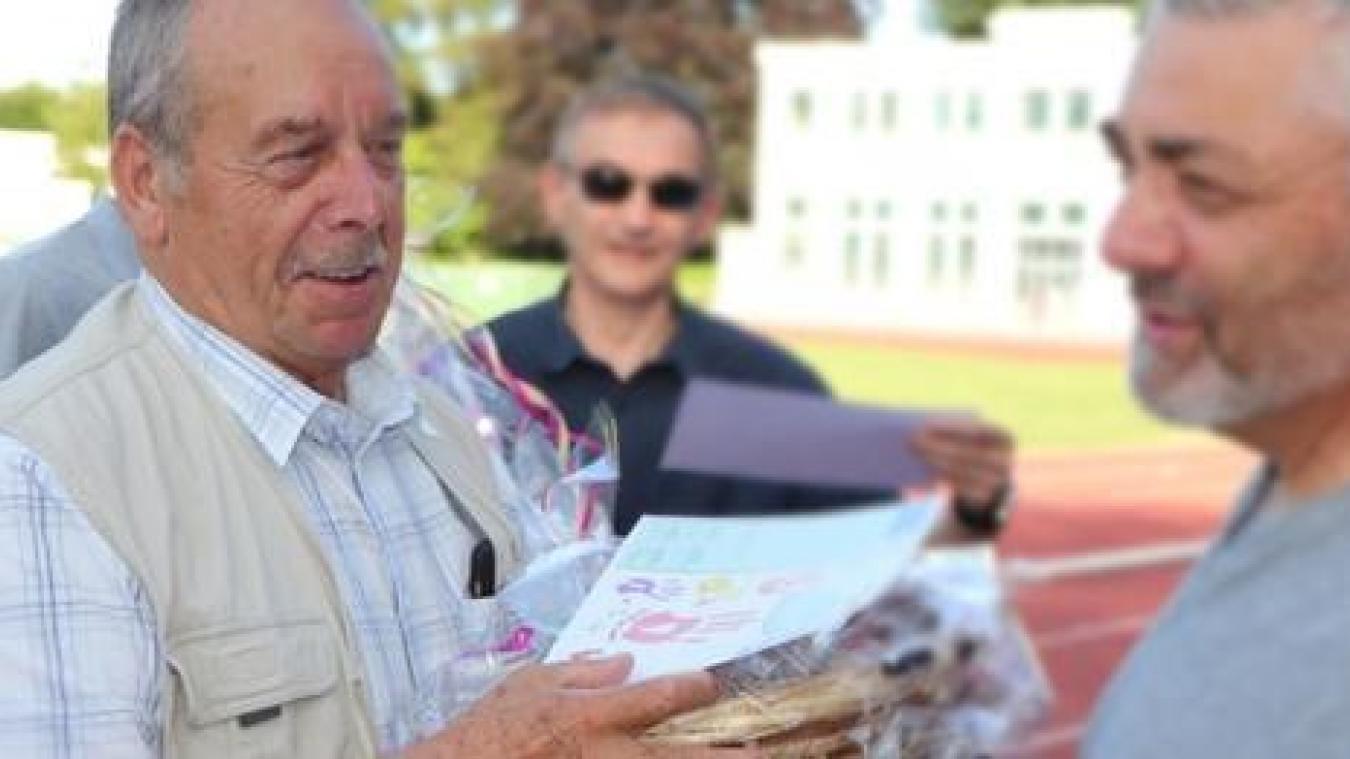 Stanislas Glapiak était un passionné de sport