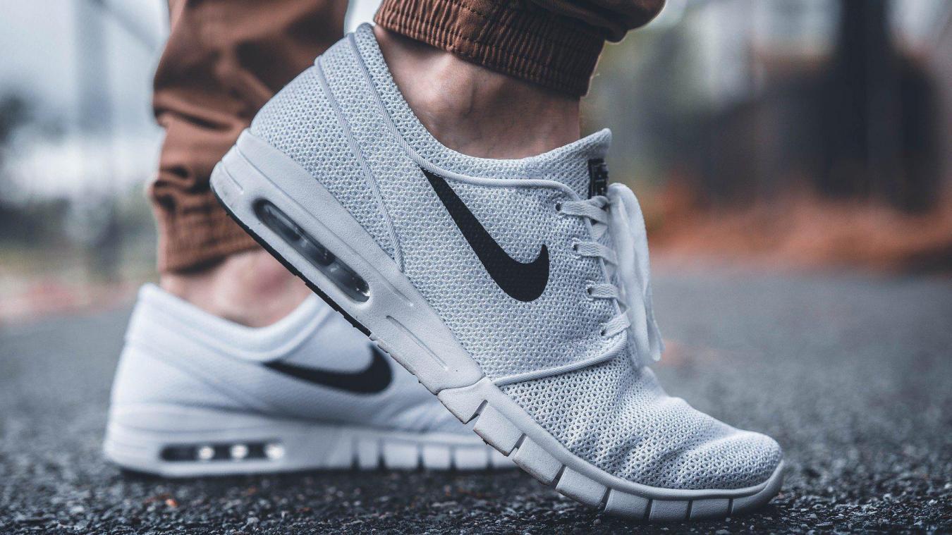 Un Calaisien revendait des contrefaçons: 236 paires de Nike saisies