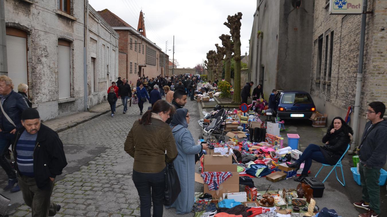 L'Union commerciale et artisanale des Rives de l'Aa n'organisera plus la brocante de fin avril à Bourbourg.