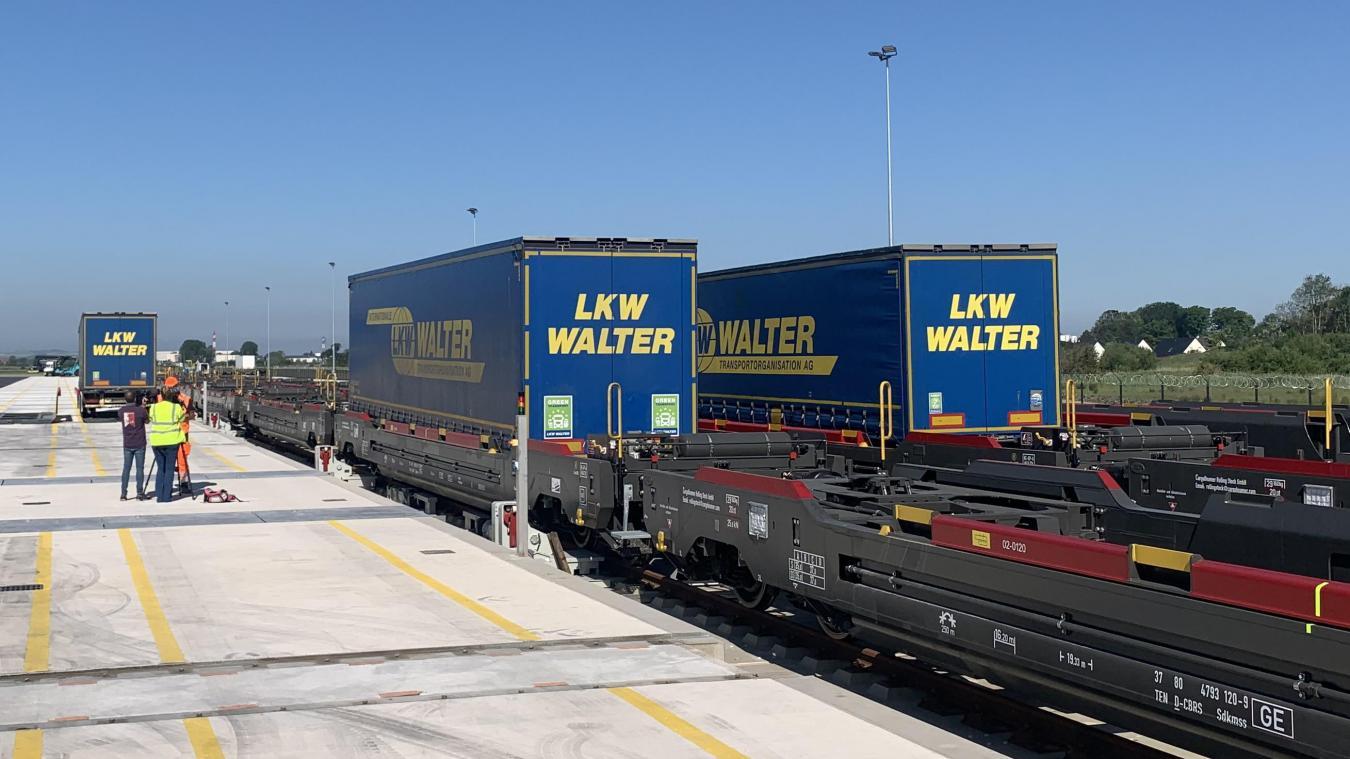 CargoBeamer devrait pouvoir démarrer pour de bon ce samedi 10 juillet.