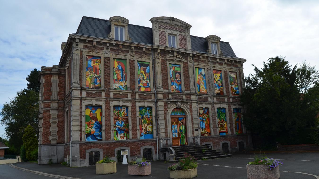 La fresque de la Maison Fanien et celle sur la résidence Les Magnolias font l'unanimité.