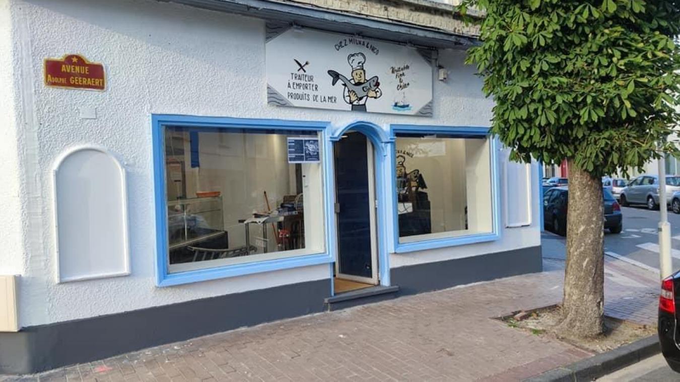 Nouveau commerce ouvert le 2 juillet, Chez Micka et Nico propose à ses clients des produits locaux.