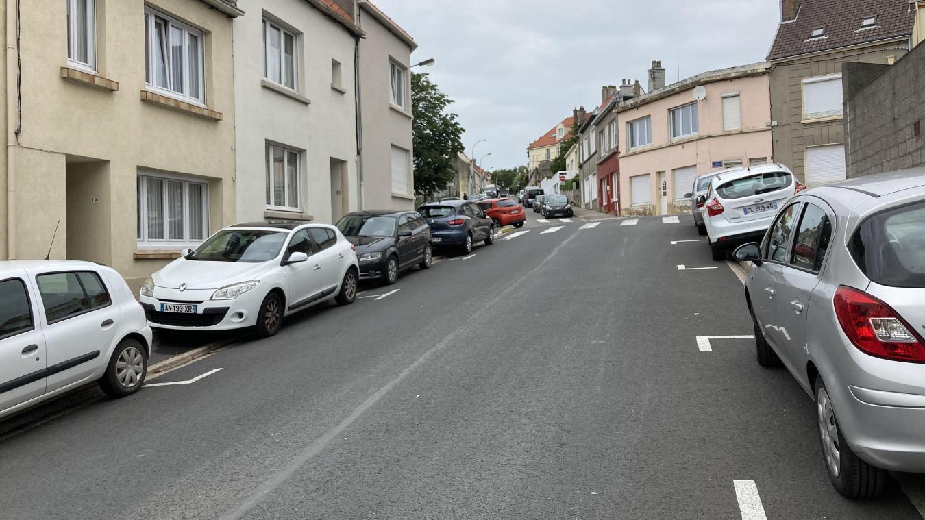 L'accident s'est produit ce vendredi 9 juillet vers 23h30 rue Ansart Rault.