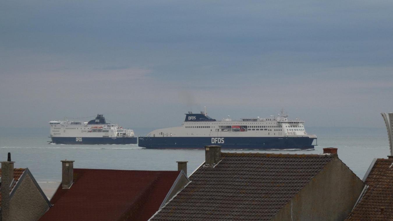 Sur la page Facebook Sublimons Calais, les photos de l'arrivée du Côte d'Opale ont été publiées.
