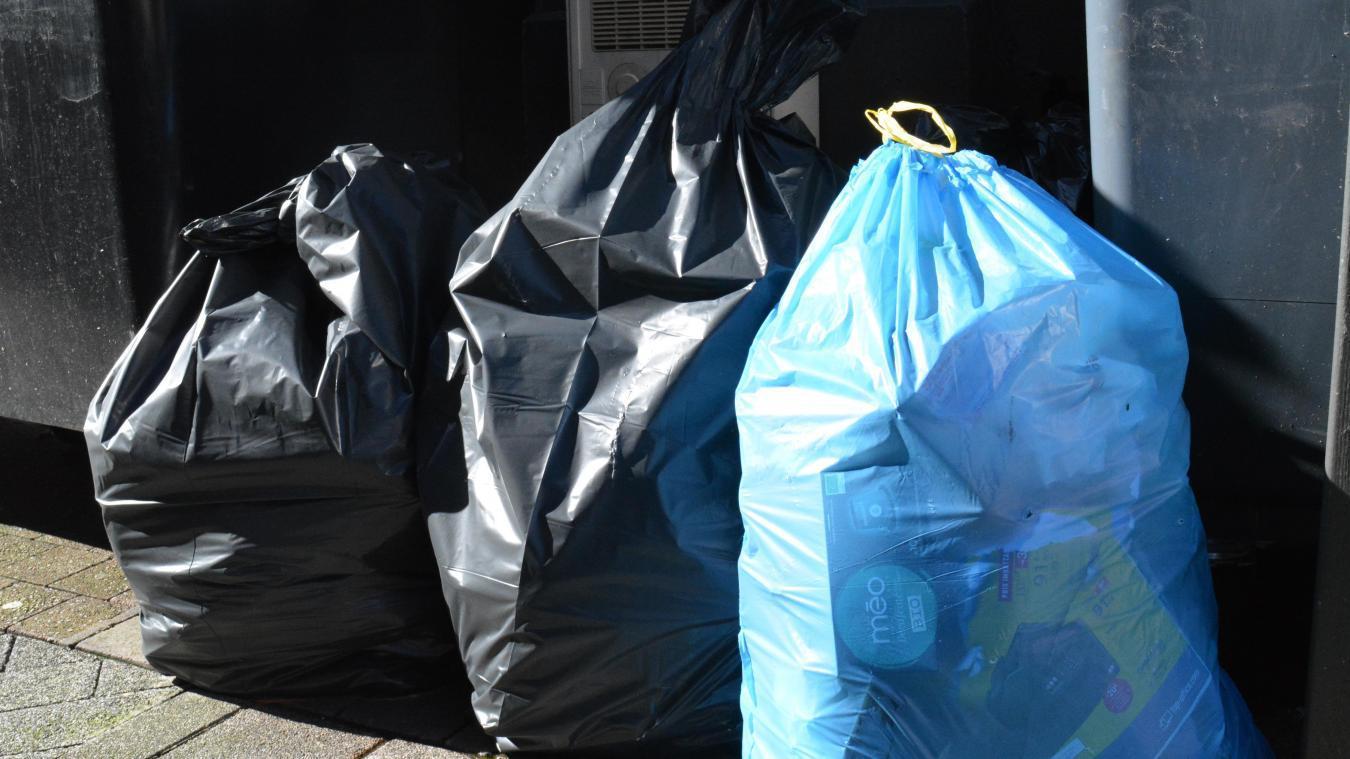 La collecte des ordures ménagères aura lieu normalement mercredi 14 juillet.