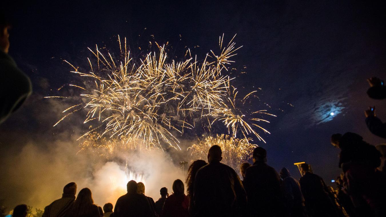 De nombreux feux d'artifice sont annoncés dans le secteur les 13 et 14 juillet.