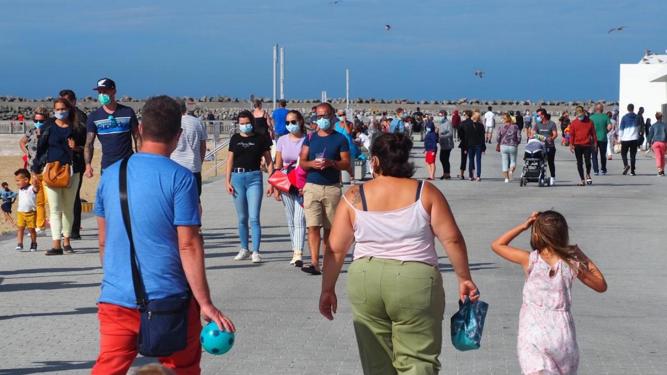 Le port du masque redevient obligatoire dans le Pas-de-Calais pour trois jours