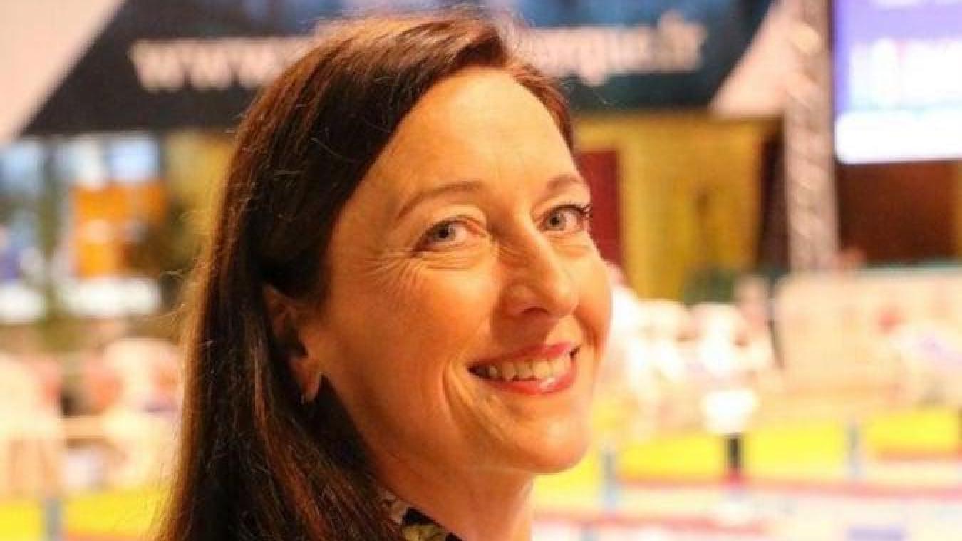 Dominique Cupillard est devenue secrétaire de la fédération française en janvier.