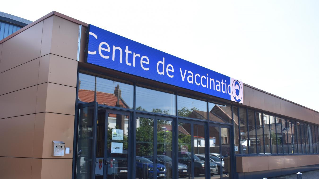 Les centres de vaccination de la région ont dû s'adapter
