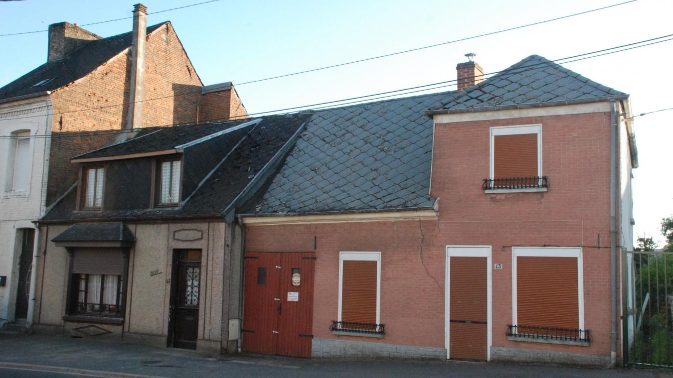 Destinée à la démolition, les deux maisons de la rue de Saint-Omer resteront debout.