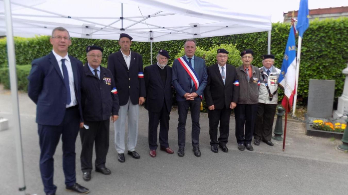 Les anciens combattants, les élus et les musiciens ont célébré la commémoration de la prise de la Bastille.