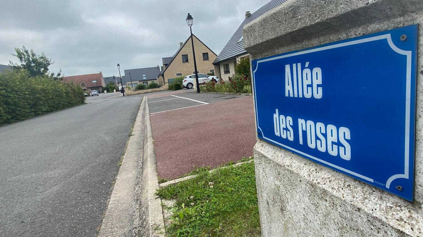 L'allée des Roses va faire désormais partie du périmètre. Comme la rue des Bouleaux, située juste à côté.
