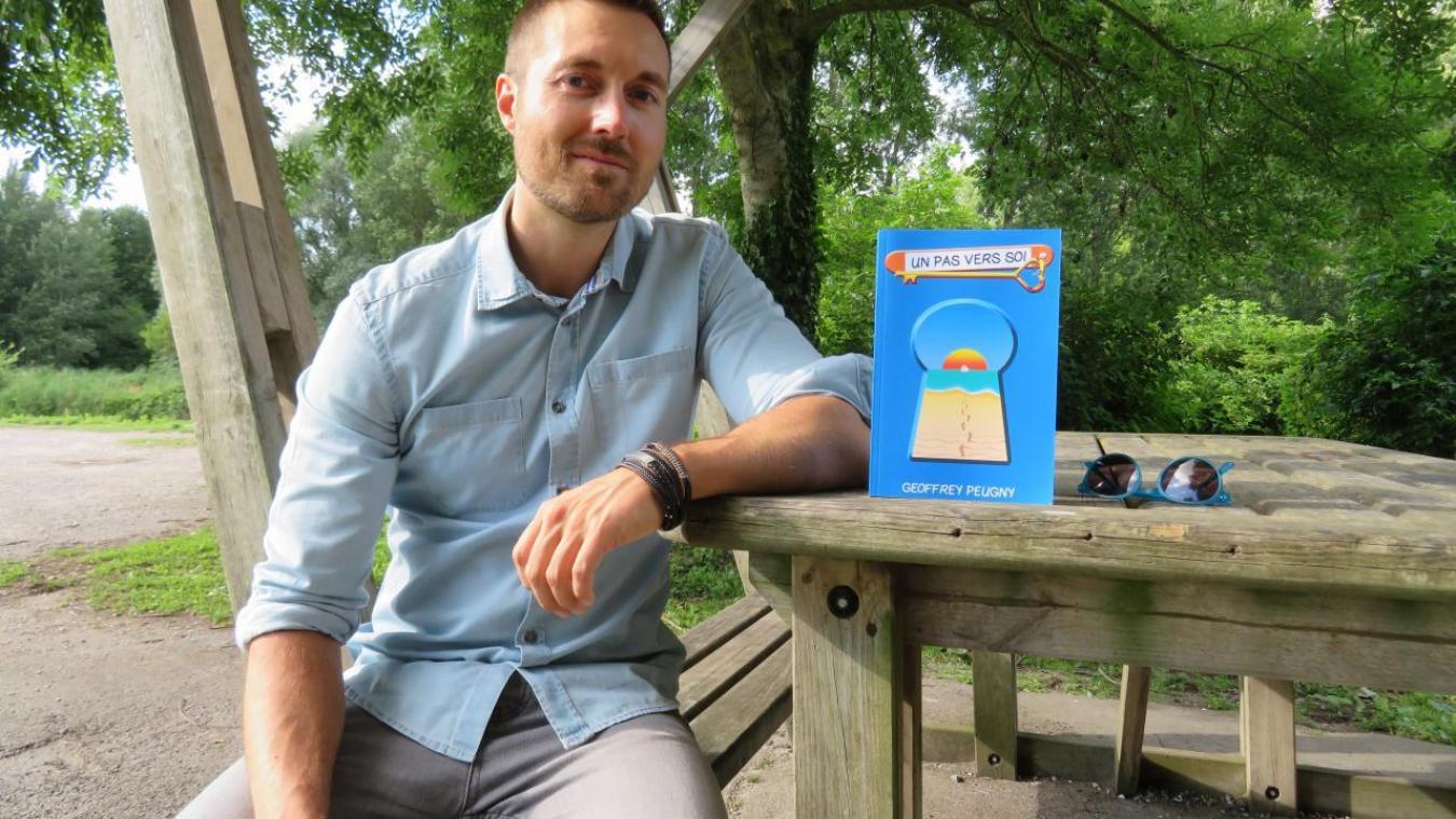Goeffrey Peugny auteur du livre de développement personnel   Un pas vers soi  .