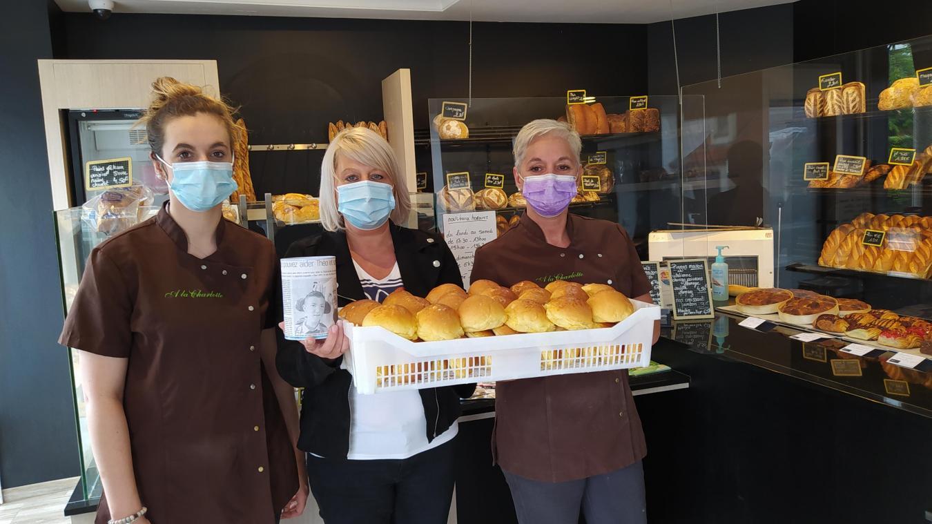 Les boulangeries de Calais se mobilisent pour Théo