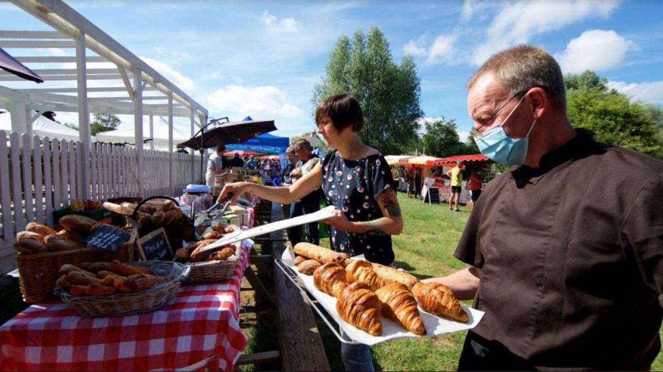 CLAIRMARAIS   Rendez-vous le 14 juillet pour le marché au bord de l'eau d'Isnord, de 10h à 18h. Vous y rencontrerez des maraîchers, des agriculteurs, des éleveurs, des producteurs de fromages, salaisons, confitures, bières artisanales... ainsi que des artisans (confection, sculpture, bijoux...)