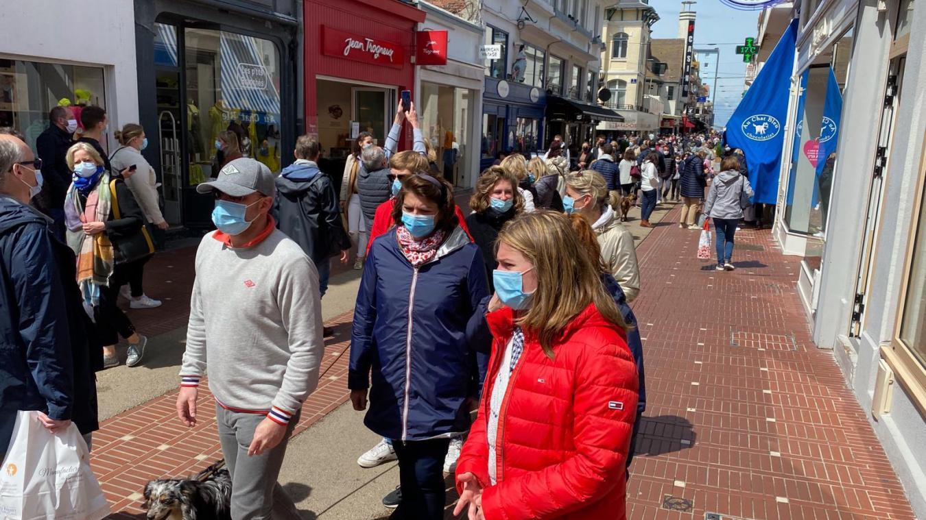 Les communes du littoral du Pas-de-Calais sont sujettes à un brassage des populations pendant l'été