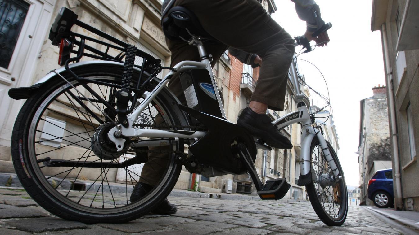Les Calonnois peuvent demander une aide pour l'acquisition de vélos électriques.