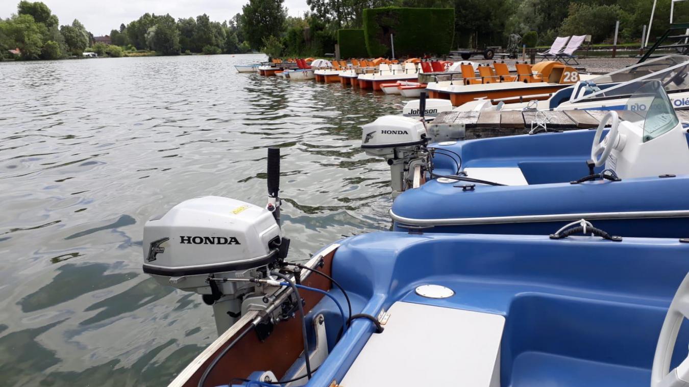 Lac d'Ardres : trois moteurs de bateaux volés le 14 juillet