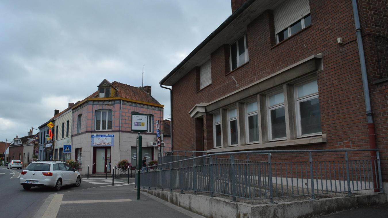 La Ville va effectuer des travaux afin de transformer l'ancienne Poste en centre médical de santé.
