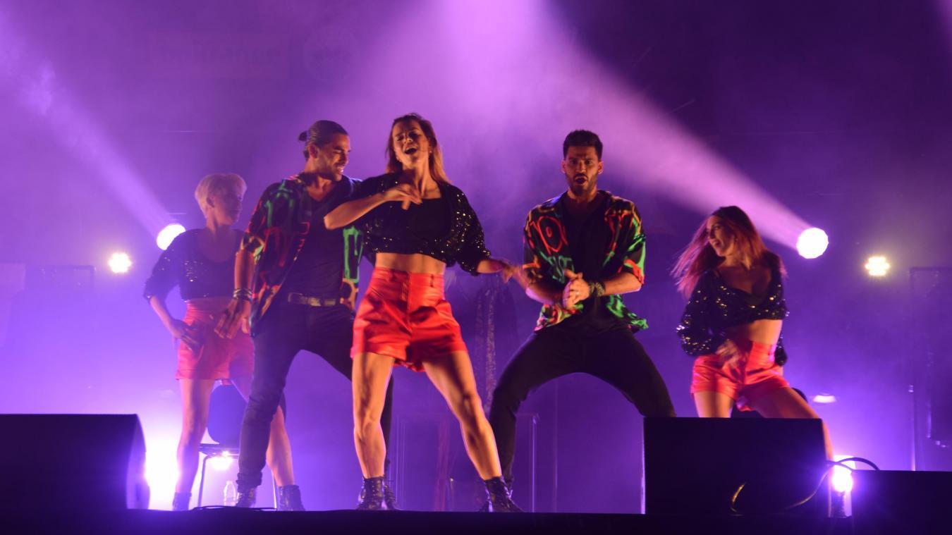 La troupe de Danse avec les Stars.