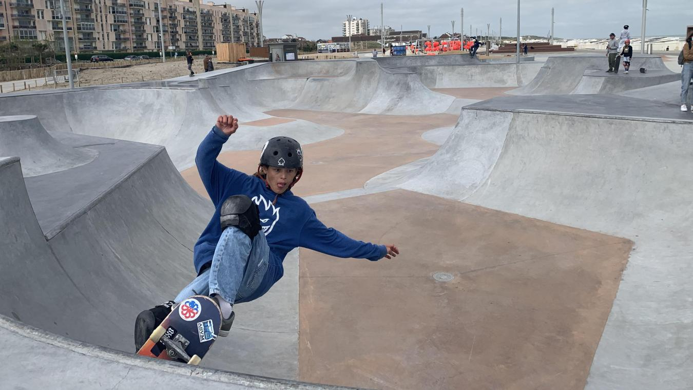 Aujourd'hui, au skatepark, initiation et créneaux tous publics de 10h à 14h, puis démonstrations à partir de 14h.