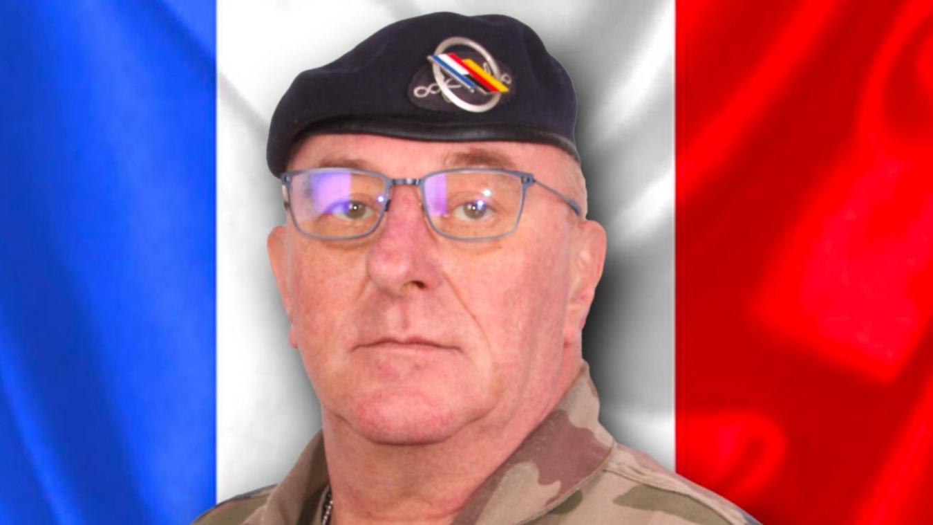 Audruicq: décès de l'adjudant-chef Ludovic Logez