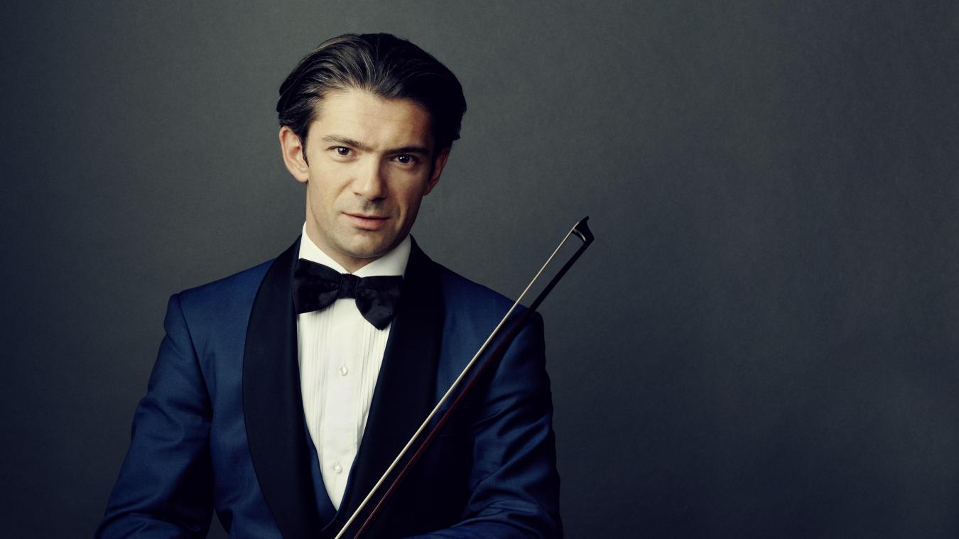 Le violoncelliste proposera deux concerts.