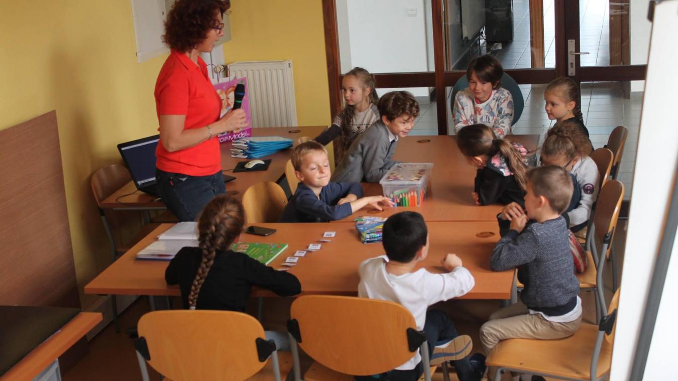 Les élèves des écoles élémentaires et maternelles de Spycker pourront participer à des ateliers linguistiques. (Photo d'archives)