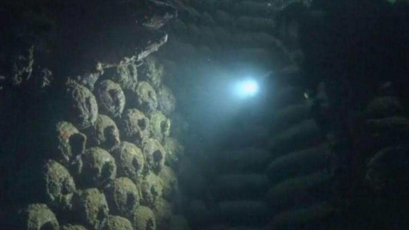 Le documentaire Menaces en mer du Nord a révélé l'ampleur du danger.