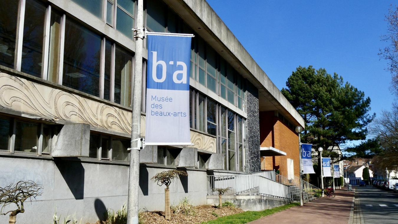 Le musée des Beaux Arts de Calais fait partie de la liste des établissements où le pass sanitaire va s'appliquer.