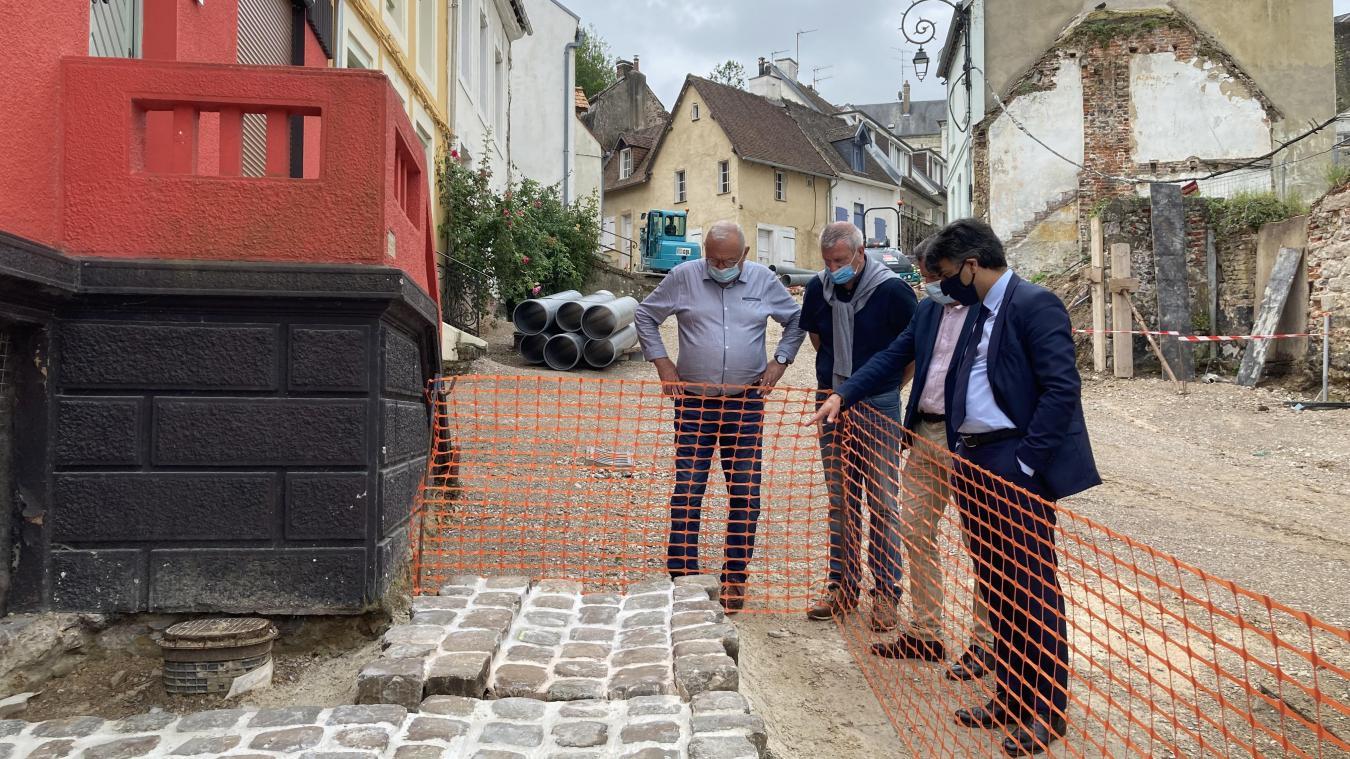 Montreuil-sur-Mer : la Cavée Saint-Firmin sera prête pour septembre
