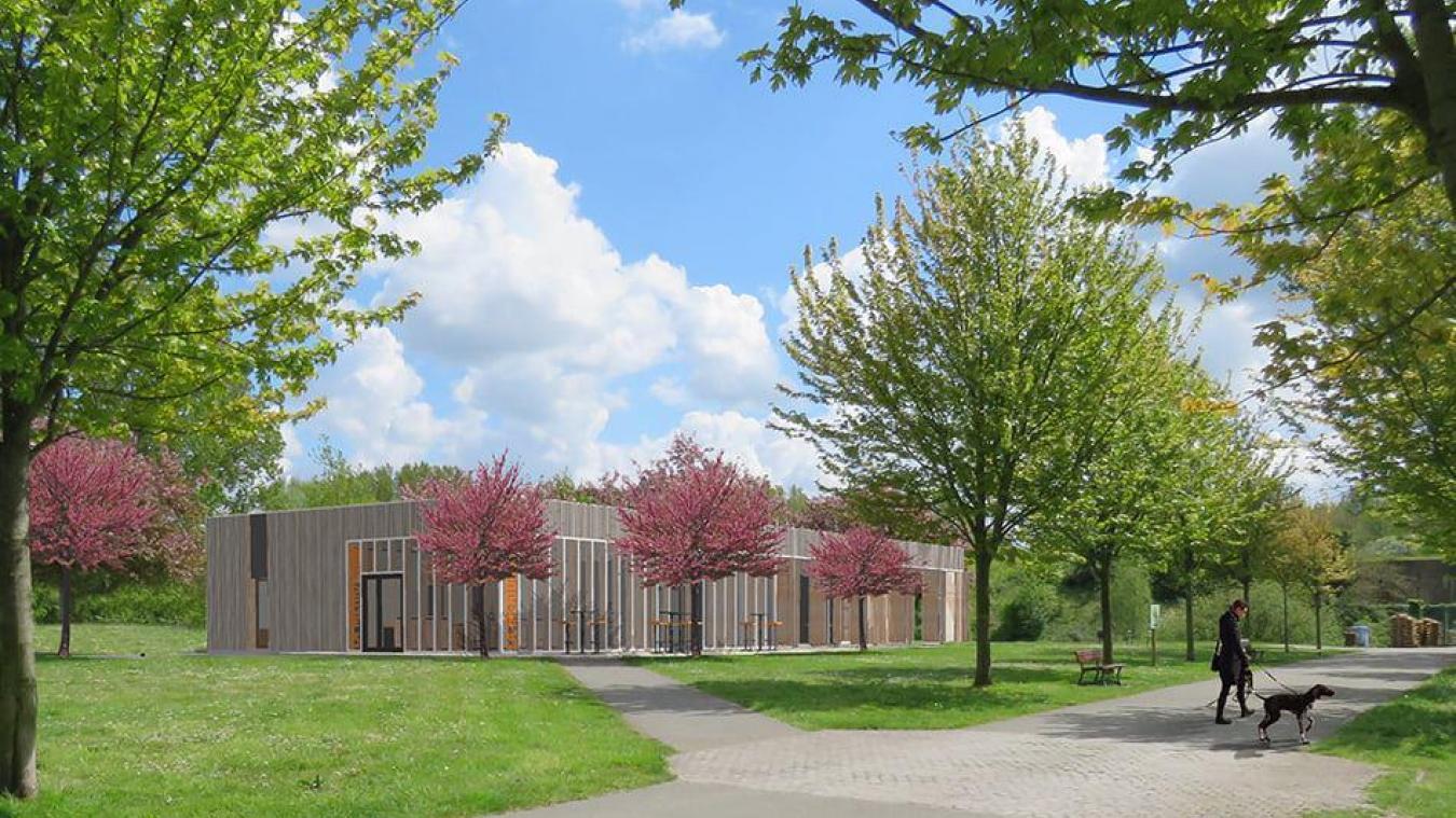 La livraison de ce nouveau bâtiment est attendue pour la saison estivale 2022.