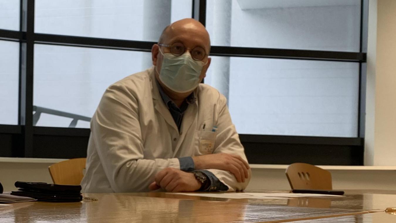 Le docteur Rémy Dumont.